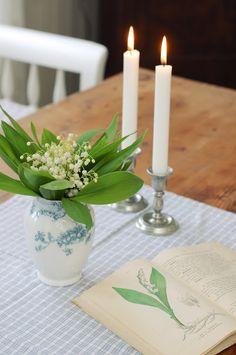 Det går mye i blomsterplukking i Lunden på denne tiden, og sånt blir det bilder av ;-)...