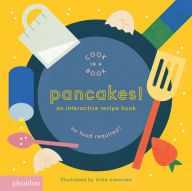 Alternative view 1 of Pancakes!: An Interactive Recipe Book (Cook In A Book)
