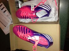 I'm in love with those! Soccer Cleats <3