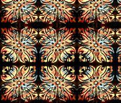 Autumn_Garden_Multi fabric by ak-wilde on Spoonflower - custom fabric Throw Cushions, Autumn Garden, Custom Fabric, Spoonflower, Fabric Design, Printing On Fabric, Wallpaper, Prints, Pattern