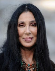 Cher 65..singer, comedienne, actress..  I mean, come on! Moonstruck? Mask?  Silkwood? Not to mention The Sonny and Cher Comedy hour...