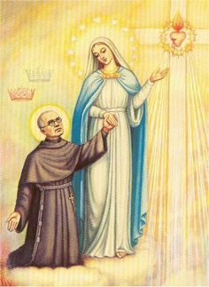 2 Crowns of Martyrdom for St Maximillian Kolbe - Totus Tuus <3