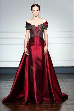 Cersei Lannister - Dilek Hanif Haute Couture fall 2014