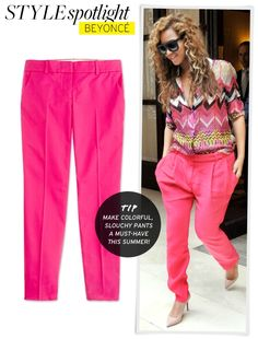 Our top 8 tips for copping Beyonce's style