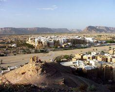 Shibam, Yemen #makealivingliving #dreambig #life  #yemen