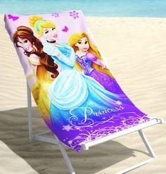 Disney Strandlaken Princesses