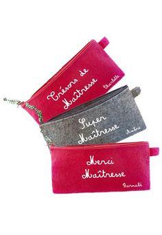 Quel cadeau pour ma maîtresse ? Une Trousse Griotte - 10 cadeaux pour avoir 10/10: Quel cadeau choisir pour la maîtresse?