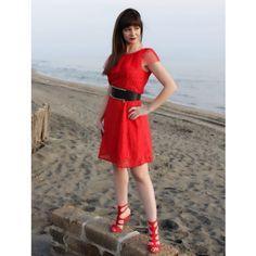1b597bbc614b Ve lho già detto che adoro il rosso  È un colore così vivo e deciso