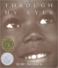 Through My Eyes: Ruby Bridges, Margo Lundell: 9780590189231: Amazon.com: Books