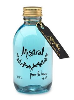 Mistral Atelier Luxury Foam Bath, Nymphea, 250 ml by Mistral. $18.00. Organic shea butter. Luxury foaming bubble bath. Enriched with organic apricot oil. Hints of ylang-ylang and blackcurrant unfold to create this inviting scent. It is enriched with organic apricot oil.