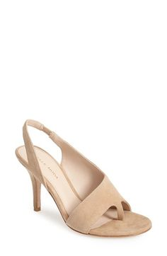 Pelle Moda 'Oslo' Suede Asymmetrical Thong Sandal (Women) available at #Nordstrom