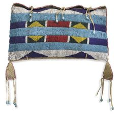 Crow bag from a Southby auction.  ac