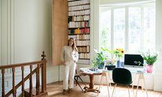 Stephanie Delpon, Picturesque Montmartre - The Socialite Family Home Decoration Brands, Yoga Kundalini, Socialite Family, Interior And Exterior, Interior Design, Creating A Brand, Interior Inspiration, Interior Ideas, Living Room Designs