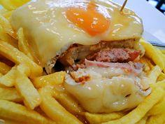 Francesinha, prato português