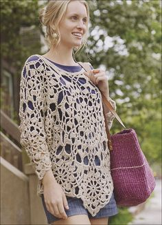 doris chan crochet | Convertible Crochet from KnitPicks.com Knitting by Doris Chan On Sale