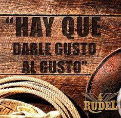 La vida es muy corta, por eso a cada paso, disfrútala con #Rudel #labotadelaguila