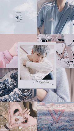 Woozi, Wonwoo, Jeonghan, Seventeen Memes, Hoshi Seventeen, Korea Wallpaper, Seventeen Wallpapers, Bright Stars, Pledis Entertainment