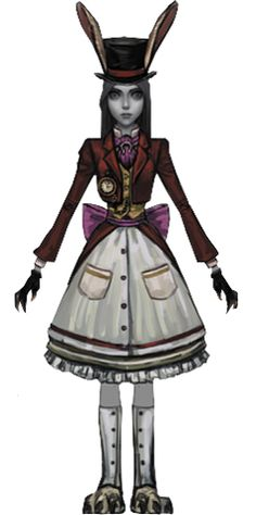 alice madness returns late but lucky dress - Google Search
