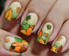 Autumn nails!