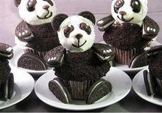 Panda Cupcakes! - anj-and-jezzi-the-aries-twins Photo