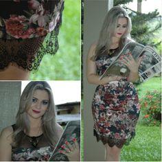 Vestido: R$ 199,90 / Colar R$ 109,90 se encontram na CACAU ☆  Rua 18, No 480, Setor Oeste ☆ (62) 3215-9668 - curta mais : www.zzgoiania.com