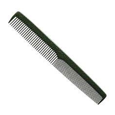 Cesibon 20 – Pieptene frizerie / coafor – verde Rupaul, Garden Tools, Beauty, Green, Yard Tools, Beauty Illustration