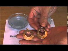 How to clean Tianguis Jackson Silver and Copper Jewellery