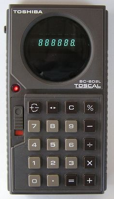 TOSHIBA TOSCAL BC-602L
