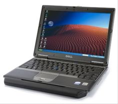 Dell Latitude D430 Laptop Core Duo for field work.
