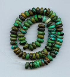 Real Turquoise Beads for craft & jewlery