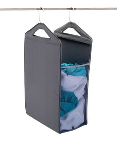 Hanging Closet Hamper By Homz Zulilyfinds