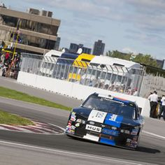 at Circuit Gilles Villeneuve Ricky Stenhouse Jr, Gilles Villeneuve, Ford Fusion, Nascar, Circuit, All About Time, Racing, Sports, Running