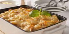 La Salteña | Recetas | Ravioles con Salsa Rosa Gratinados