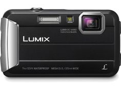 Digital Cameras - Pin it :-) Follow us, CLICK IMAGE TWICE for Pricing and Info . SEE A LARGER SELECTION of digital cameras at http://azgiftideas.com/product-category/digital-cameras/  - gift ideas -     Panasonic Lumix DMC-TS25 16.1 MP Tough Digital Camera with 8x Intelligent Zoom (Black)