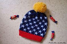 Puikkoillen, koukkuillen: Dumle-pipon ohje Knitted Hats, Beanie, Knitting, Accessories, Fashion, Moda, Tricot, Fashion Styles, Breien