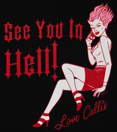 Callie from Ugly Americans