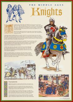 The Middle Ages - Knights mod 3