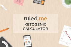 This calculator helps you find your nutrition needs on a ketogenic diet. Proper fat, protein, and carb intake is essential - and this makes it simple!