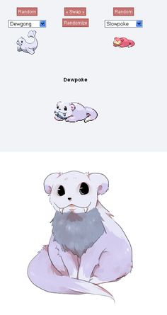 Fusion Pokemon