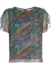 Band Of Outsiders - 'Flower Field' top