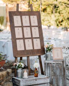 Plan de table mariage vieille Provence #monsieurplusmadame #weddingdesign