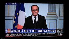 اولاند: اکنون کل فرانسه با خطر تروریسم روبرو است