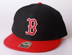 0ee0771e2c0 MLB Boston Red Sox Two-Tone Backscratcher Snapback Cap by  47 Brand.   13.49. Kelly green under visor for a bright
