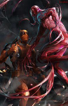 #Deadpool #Fan #Art. (Noname) By: Honeybugs. (THE * 5 * STÅR * ÅWARD * OF: * AW YEAH, IT'S MAJOR ÅWESOMENESS!!!™)[THANK U 4 PINNING!!!<·><]<©>ÅÅÅ+(OB4E)
