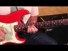 ▶ Jimi Hendrix Inspired Guitar Licks - in the style of Hey Joe - Blues Guitar Lesson strat - YouTube