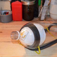 DIY or Die Trying – Soda Bottle Gas Mask