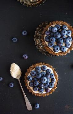 The Iron You: (Paleo) Almond-Berry Tartlets #glutenfree