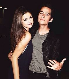 dylena - selena gomez and dylan o'brien