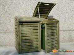 46 Meilleures Images Du Tableau Cache Poubelles Hide Trash Cans
