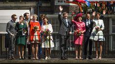 Koning trots op 'continuïteit en verandering' Koningsdag | NU - Het laatste nieuws het eerst op NU.nl